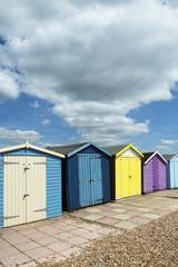 Ferring Beach Huts
