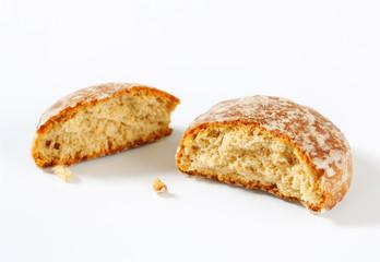 Russian gingerbread cookie (Pryanik)