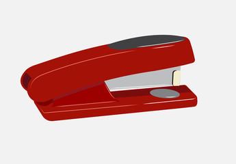 The stapler.