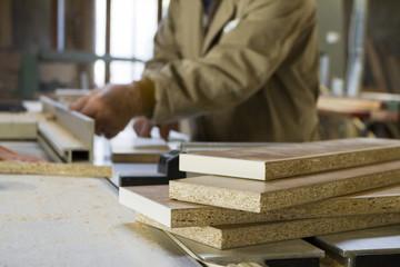 hanf of carpenter