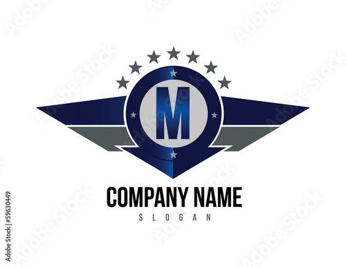 image gallery m shield logo