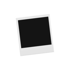 Photo isolated on a white background