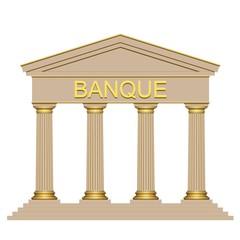 Temple banque