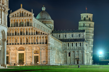 Fotomurales - Pisa Italien Florenz Piazza dei Miracoli