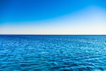 Poster Mer / Ocean deserted beach sea