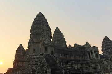 Angkor Wat at Dawn