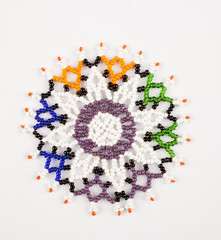 south african beadwork