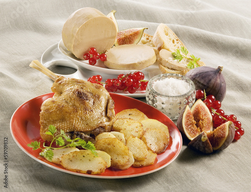 Cuisine Du Sud Ouest Stock Photo And Royalty Free Images On