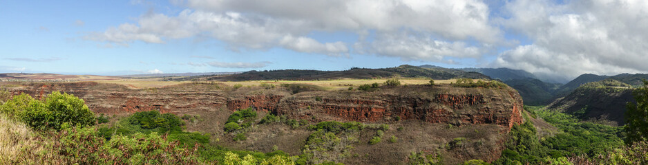 Hanapepe Canyon, Kauai