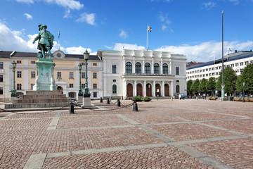 Gustav Adolfs Torg in Göteborg