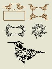 Bird Ornament Decoration