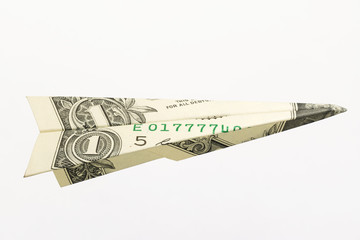 One Dollar Airplane