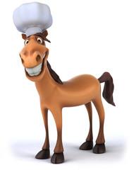 Papier Peint - Horse