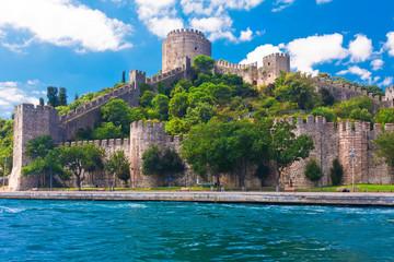 Printed kitchen splashbacks Turkey Rumeli Fortress