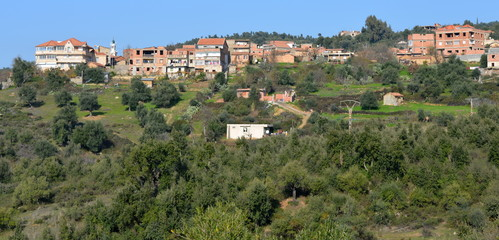 kabylie...village