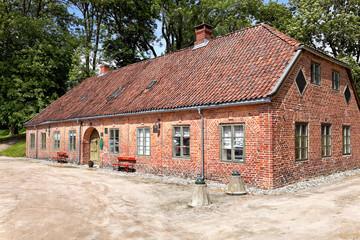Historisches Gebäude in Fredrikstad