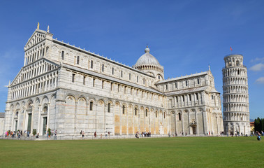 Pisa, Italy -  Piazza dei Miracoli