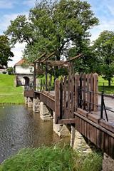 Alte Zugbrücke und Stadttor in Fredrikstad