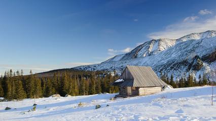 Fototapete - Polish High Tatra mountains