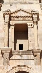 Details of Arch of Hardiran, Jerash