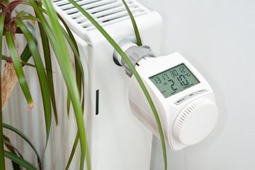 Elektronischer Heizungsthermostat