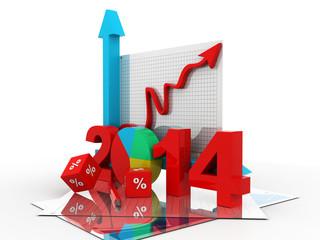 Business diagram 2014