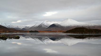 Glencoe - Lochan na h-Achlaise