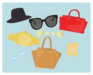 Fashion Accessories_color