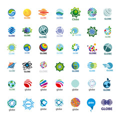 biggest collection of vector logos Globe