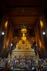 Wat Phra Chetuphon Vimolmangklararm Rajwaramahaviharn as Wat Pho