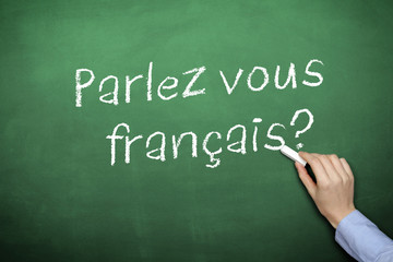 Parlez you franzcais?
