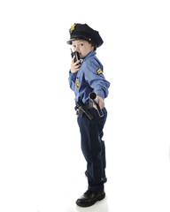Walkie Talkie Cop
