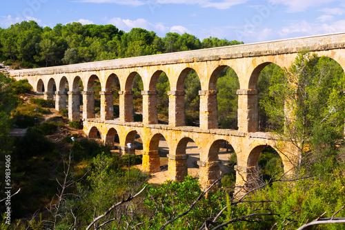 акведук таррагона как добраться начинающим перейти