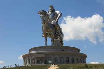 Dschingis Khan Monument bei Zonjin Boldog