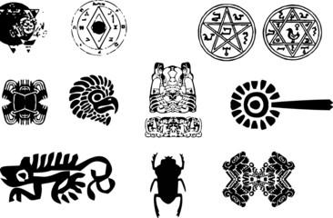 Symbole starożytne