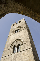 Erice Cathedral Bell Tower, Sicily