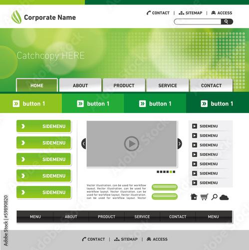 webデザインテンプレート fotolia com の ストック画像とロイヤリティ