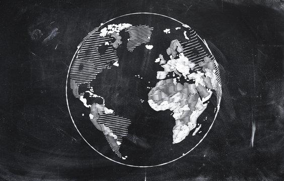 world chalk
