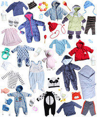 clothes and accessories  for children