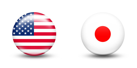 The U.S. and Japan