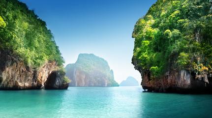 Fotomurales - .fabled landscape of Thailand