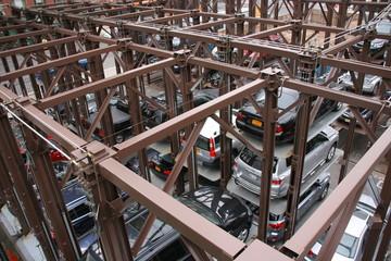 parking urbain