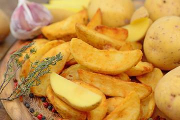 Kartoffeln, Gewürze