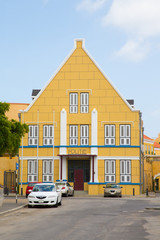 Wall Mural - Willemstad Police