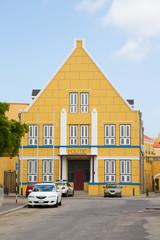 Fotomurales - Willemstad Police