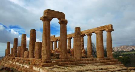 valle dei templi - agrigento - sicilia
