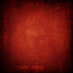 Red old paper background