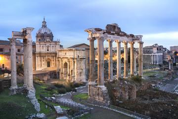 Fototapete - Forum Rome Italie