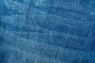 Jean texture close up
