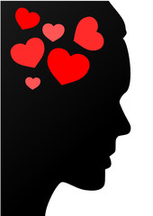 Amour en tête